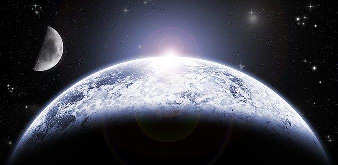 Vision de Terre