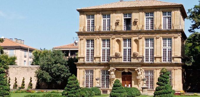 Hôtel de Caumont- La france Audacieuse