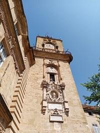 Beffroi de l'Hôtel de ville - Aix-en-Provence
