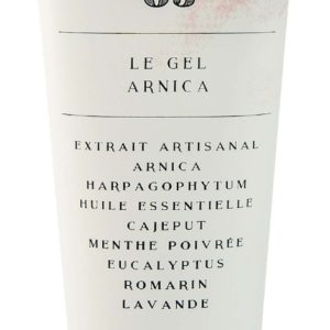 gel arnica - fabrication française