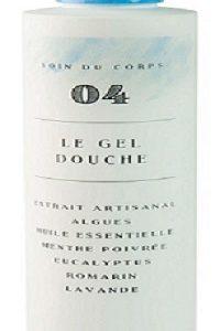 gel douche 200 ml - fabrication française